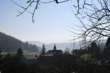 Sicht auf Busswil