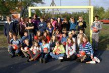 Schulklasse in Helvécia